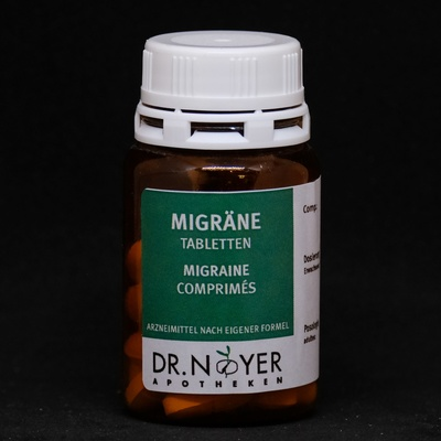 Dr.Noyer Migräne Tabletten